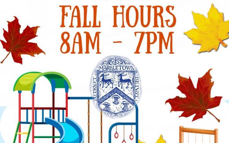 fall park hours